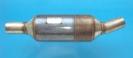 Κεραμικός καταλύτης και μεταλικό φίλτρο σωματιδίων αιθάλης